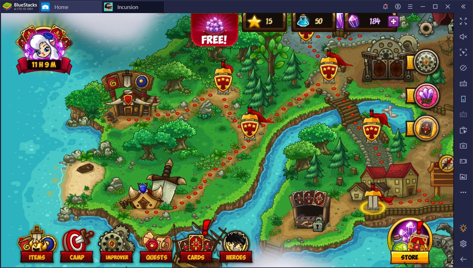 Incursion Defense on PC – How our BlueStacks Tools Can Improve Your Game