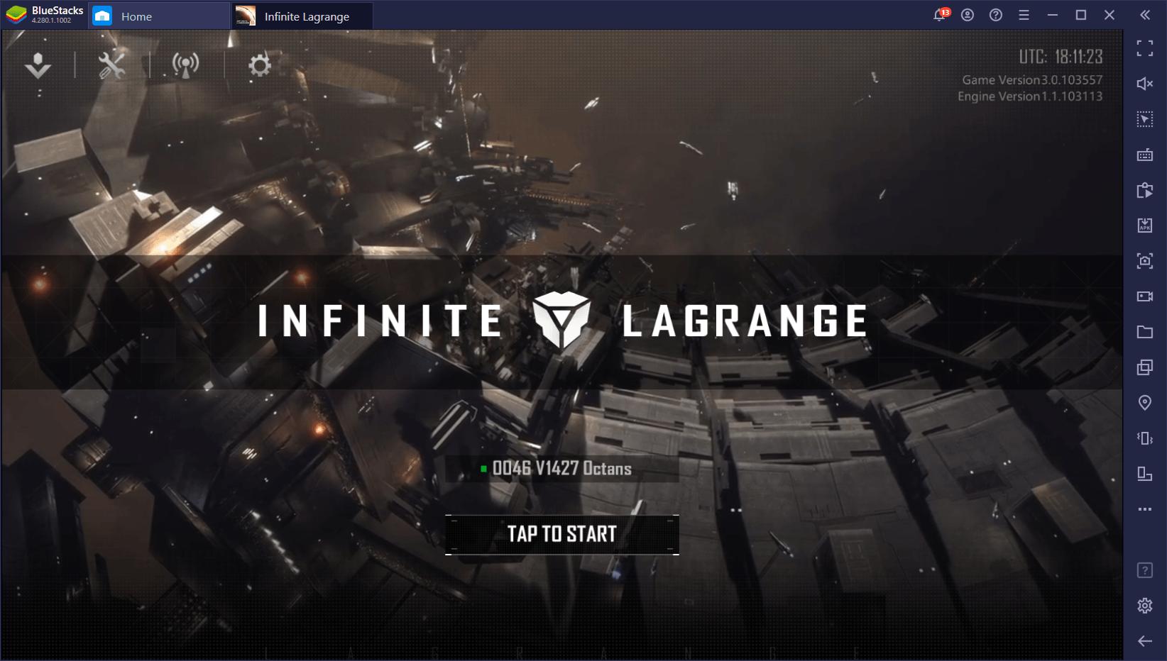 Infinite Lagrange Beginner Tips and Tricks