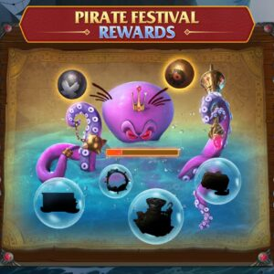 Infinity Kingdom to Hold a New Event Called The Pirate Festival from September 18th to 23rd