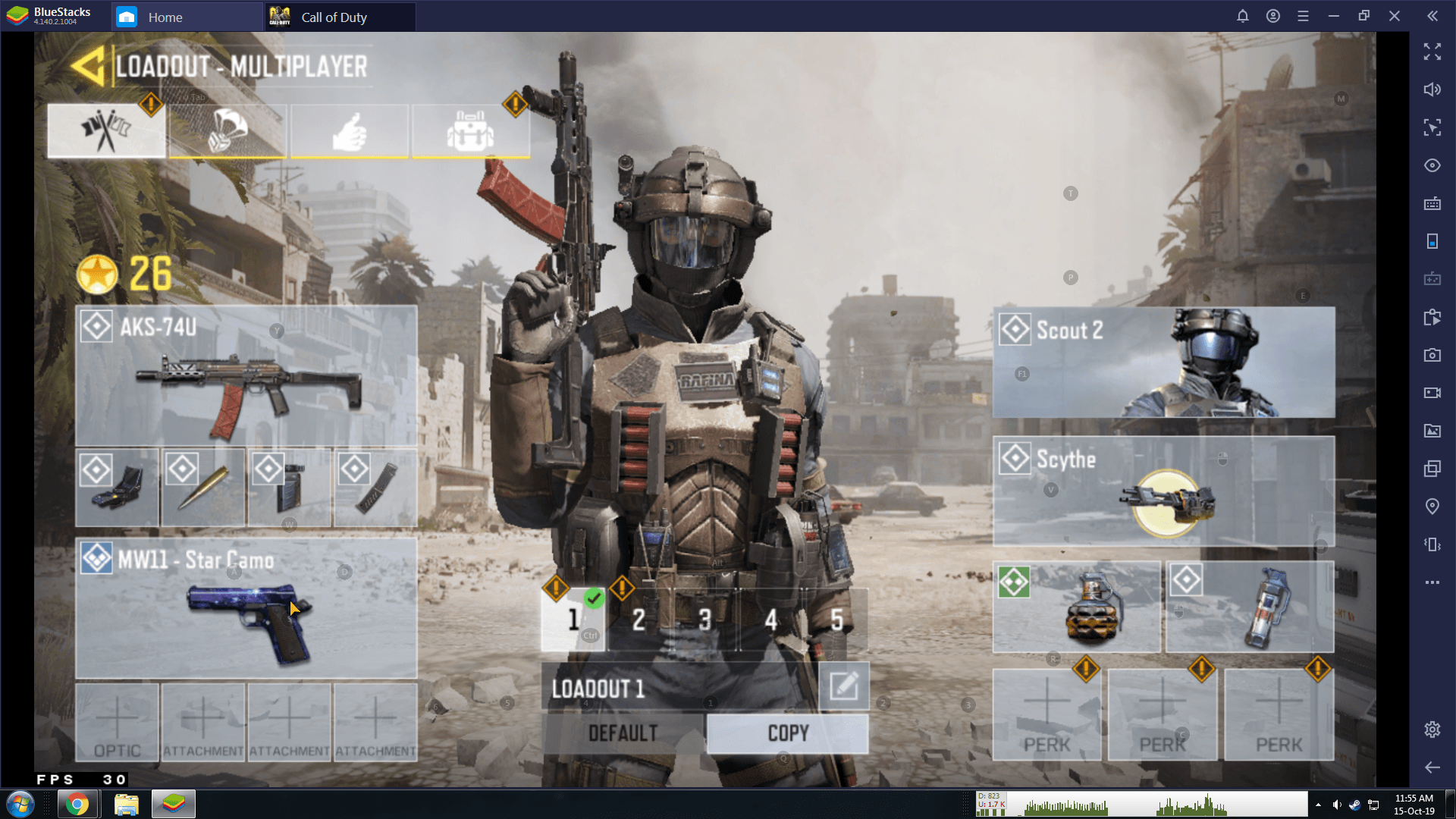 Free For All: The Hot New Game Mode in Call of Duty: Mobile on PC