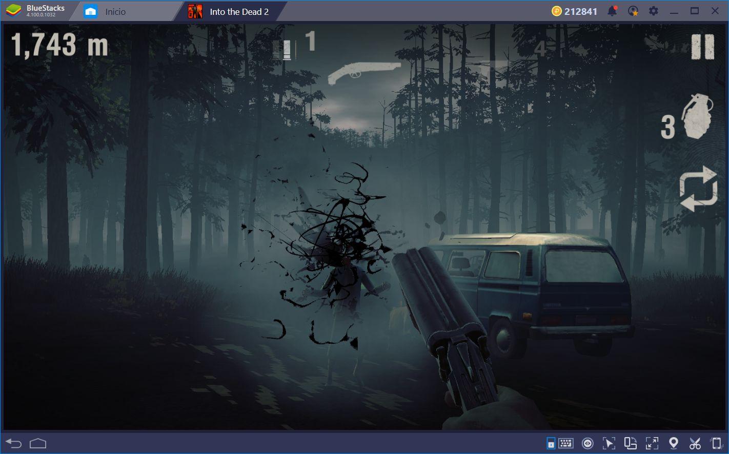 Into the Dead 2: Cómo Prepararte Para Cada Misión
