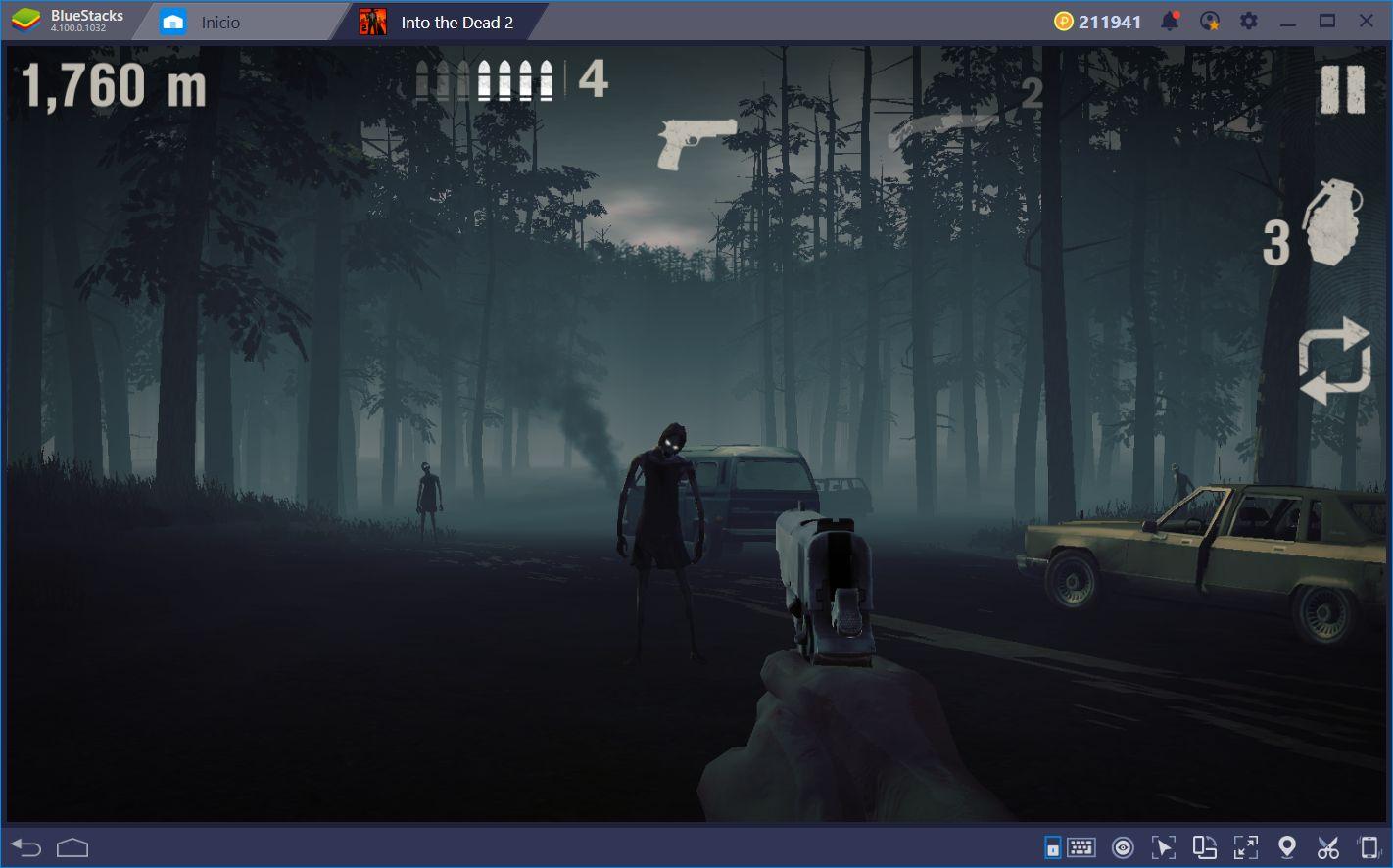 Sobrevive la Horda Zombi en Into the Dead 2 Con Estos Trucos y Consejos