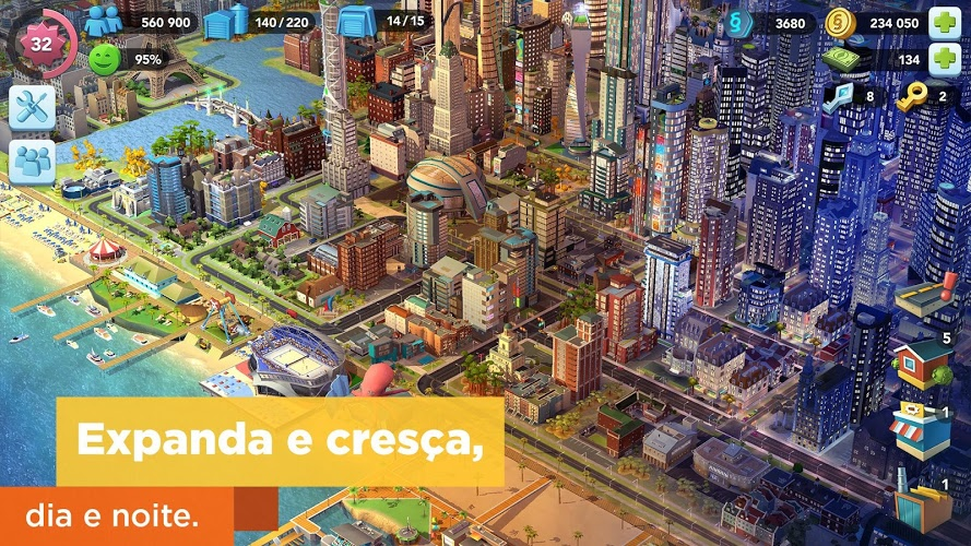 Jogue SimCity BuildIt para PC 18