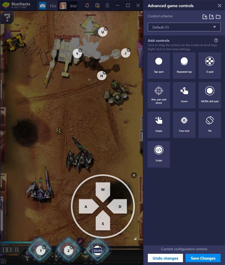 Iron Saga – Battle mechas sur PC : équipez-vous et détruisez vos ennemis avec BlueStacks
