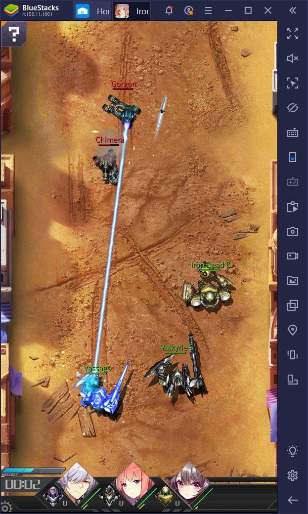 Iron Saga – Battle Mecha sur PC Dominez le champ de bataille avec ces trucs et astuces