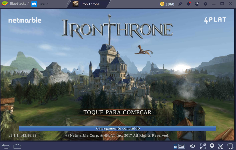 Dicas para Iron Throne