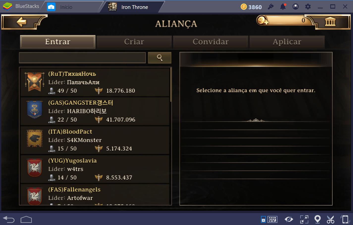 Porque você deve jogar Iron Throne