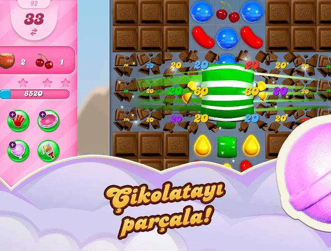 Candy Crush İndirin ve PC'de Oynayın 10