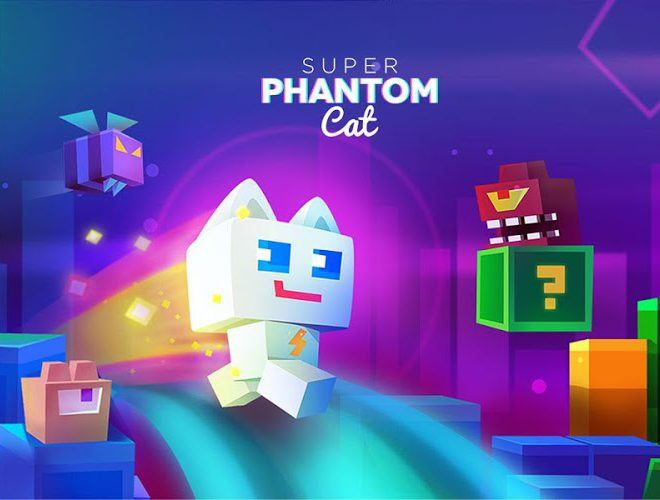 Chơi Super Phantom Cat on PC 16