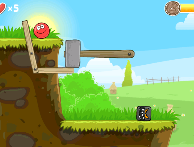 Play Red Ball 4 on PC 10