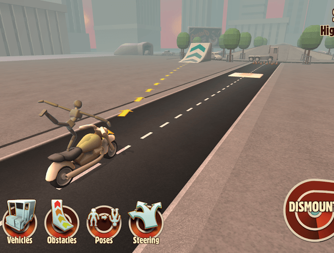 Play Turbo Dismount on PC 16