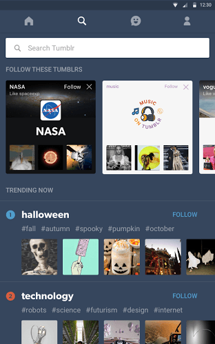 Main Tumblr on PC 9