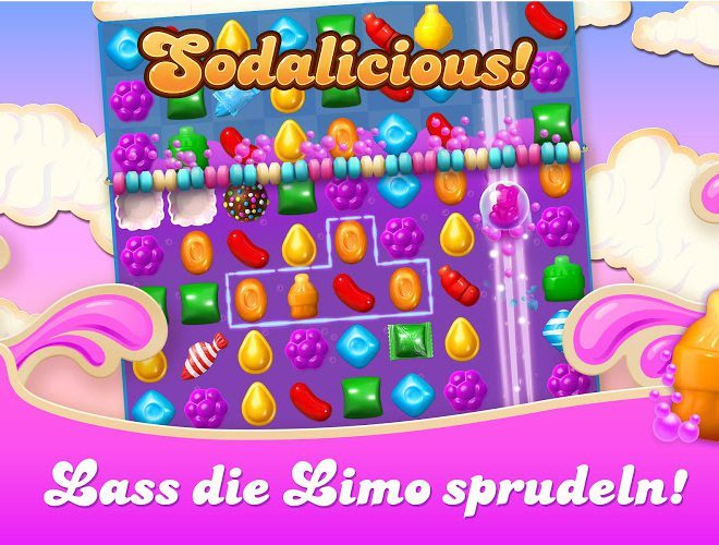 Spielen Candy Crush Soda Saga on PC 15