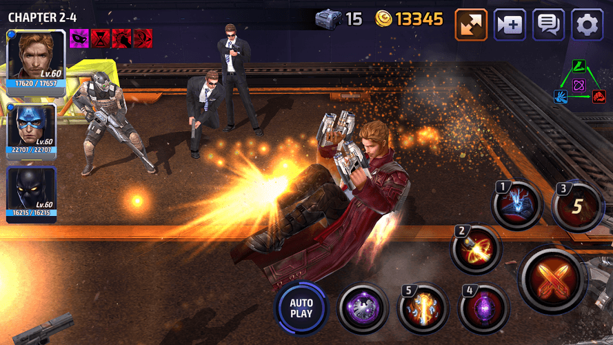 Joue A Marvel Future Fight Sur Pc