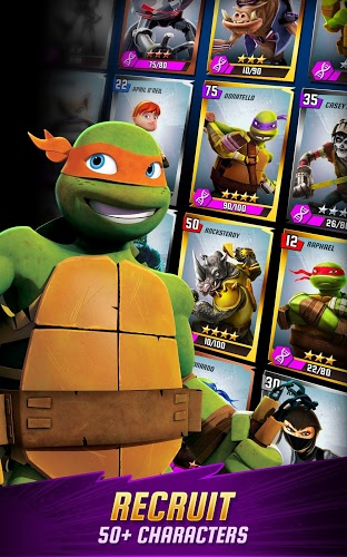 Play Ninja Turtles: Legends on PC 6