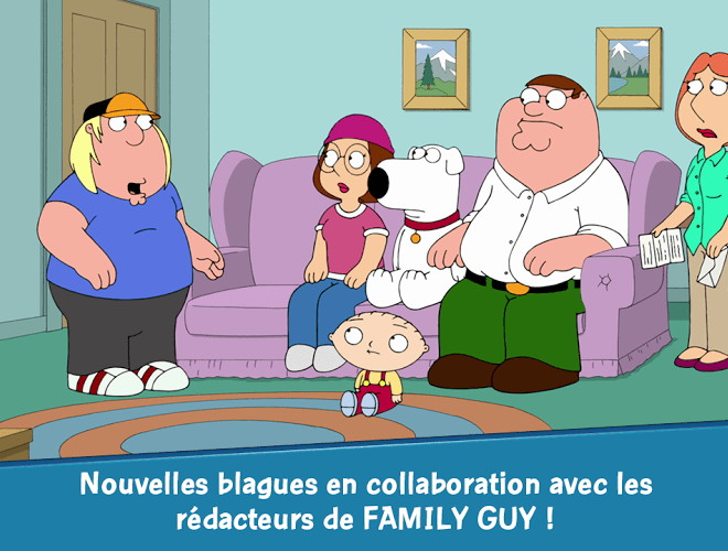 Jouez à  Family Guy: The Quest for Stuff sur PC 7