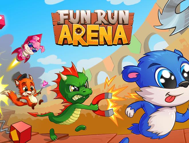 Play Fun Run Arena Multiplayer Race on PC 9