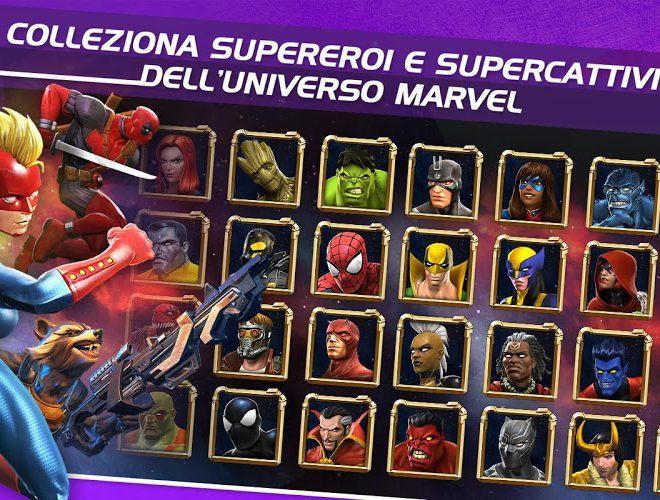 Gioca Marvel Contest of Champions sul tuo PC 4