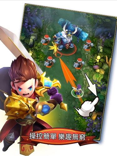 暢玩 Hyper Heroes: Marble-Like RPG PC版 10