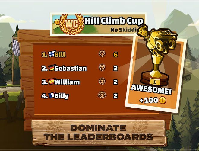 Play Hill Climb Racing 2 on PC 9