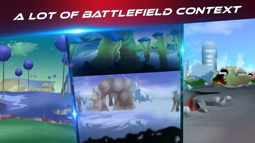 Play Dragon Shadow Battle Warriors: Super Hero Legend on PC 7