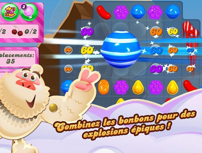 Jouez à  Candy Crush sur PC 10