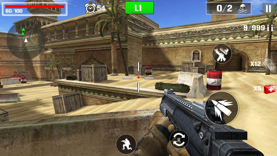 Play Critical Strike Shoot Fire V2 on PC 15