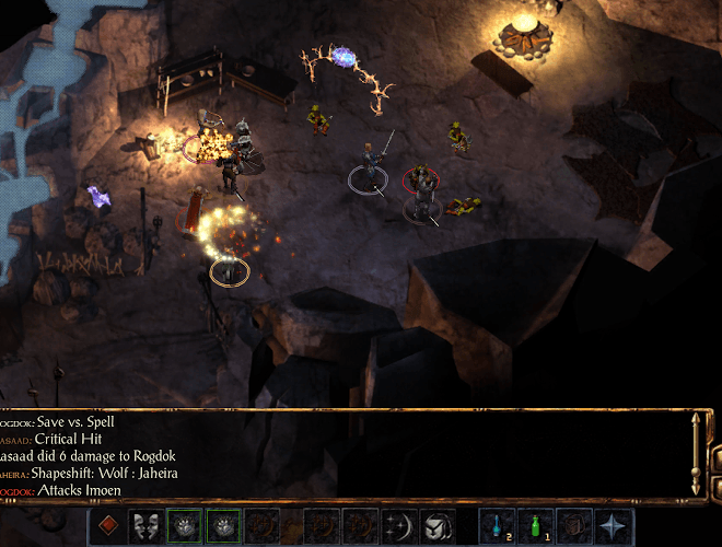 Play Baldur's Gate on PC 16