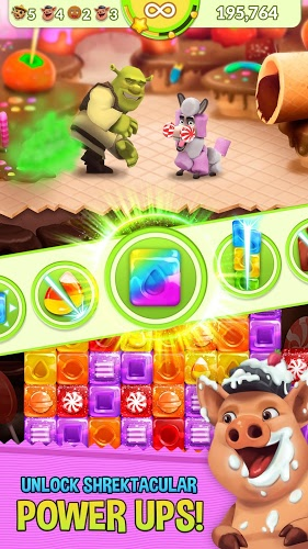 Chơi Shrek Sugar Fever on PC 5