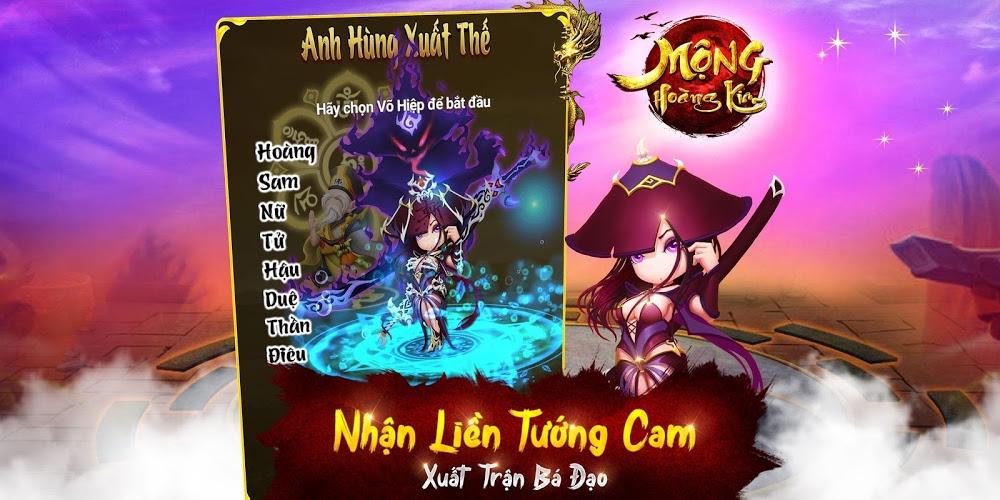 Chơi Mộng Hoàng Kim on PC 21