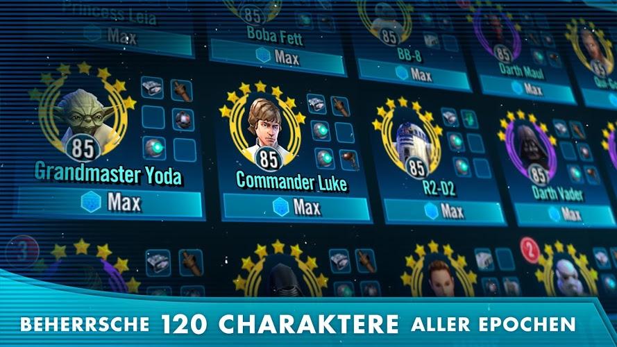 Spiele Star Wars™: Galaxy of Heroes für PC 3
