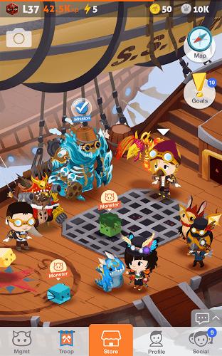 즐겨보세요 Battle Camp on PC 23