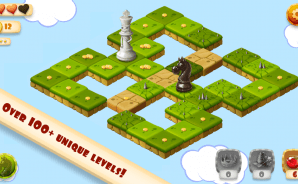 Knight's Tour: Chess Puzzle