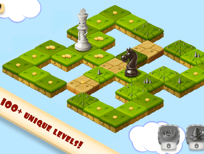 Play Knight's Tour: Chess Puzzle on PC 8