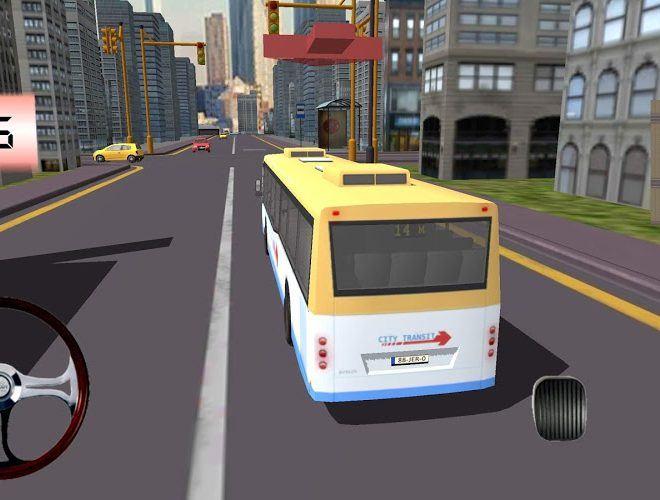 Chơi Bus Simulator PRO 2017 on PC 8