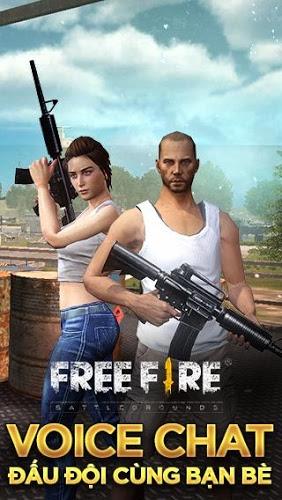 Chơi Free Fire – Battlegrounds on PC 5
