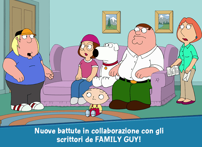 Gioca Family Guy: The Quest for Stuff sul tuo PC 2
