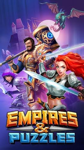 Играй Empires & Puzzles: RPG Quest На ПК 6