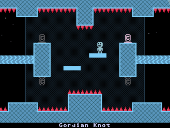 Spielen VVVVVV on PC 2