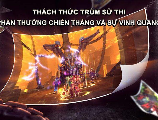 Chơi Magic Legion – Age of Heroes on PC 6