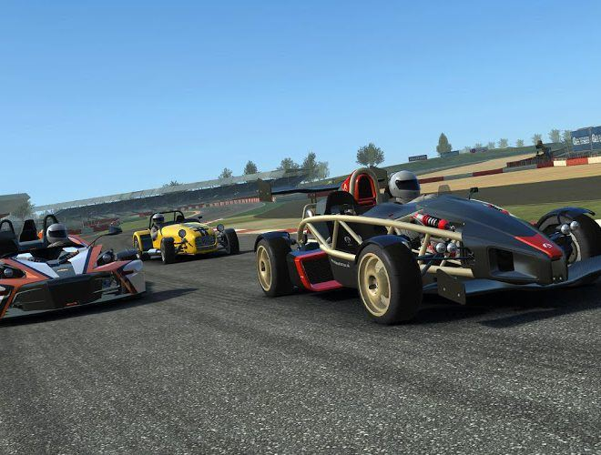 เล่น Real Racing 3 on PC 8