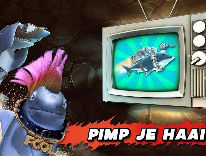 Speel Hungry Shark Evolution on PC 17