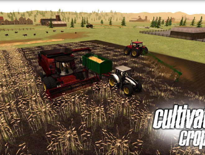 Play Farmer Sim 2015 on PC 8