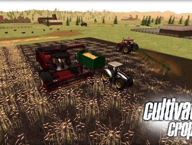 Play Farmer Sim 2015 on pc 8