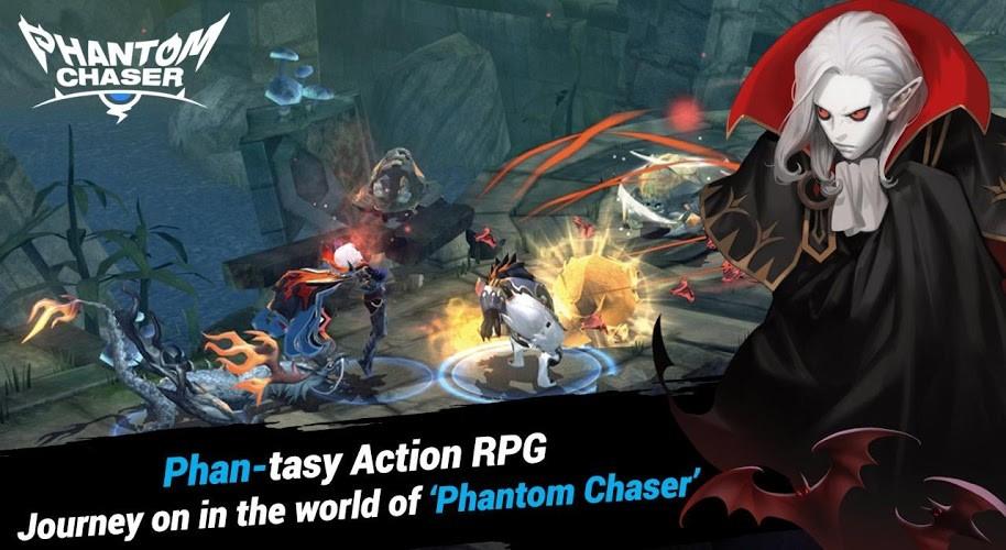 Play Phantom Chaser on PC 2