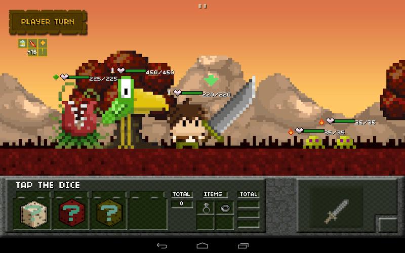 Играй Tiny Dice Dungeon На ПК 8