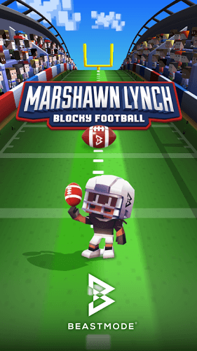 Play Blocky BEASTMODE® Football on PC 3