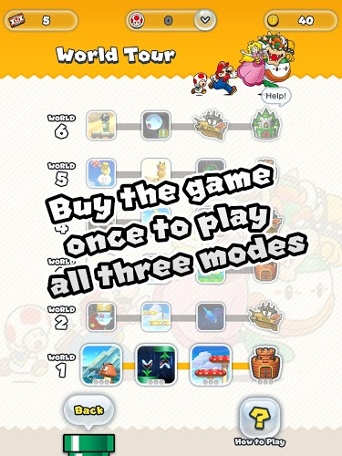 Play Super Mario Run on PC 8