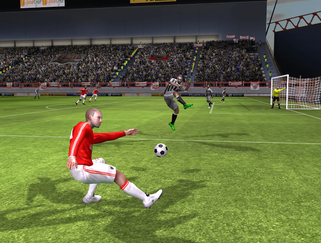 Speel Dream League Soccer on PC 5