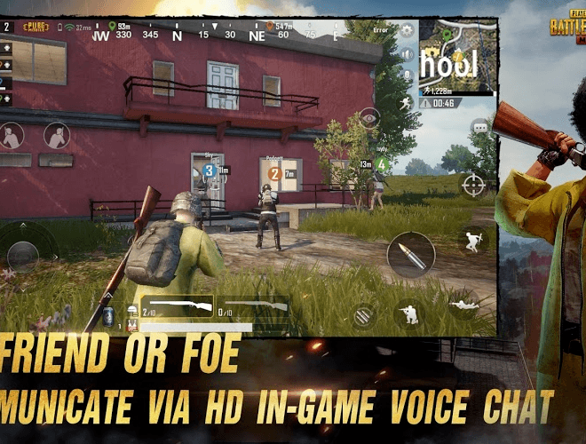 Juega PubG Mobile  on PC 13